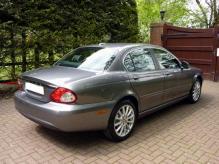 Jaguar X-Type 2.0 D Executive LHD (96kw)