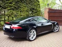 Jaguar XKR 4.2 V8 Supercharged Coupe LHD (306kw)