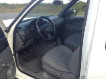 Left Hand Drive Ford Ranger TDCi Double Cab Pick-up Truck 4x4