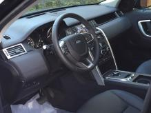 UK REGISTERED LEFT HAND DRIVE LAND ROVER DISCOVERY SPORT PETROL AUTO