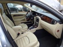 Jaguar X Type Sovereign diesel automatic left hand drive