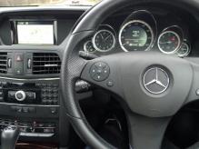 MERCEDES E250 CDI SE COUPE Right Hand Drive
