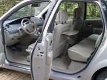 LEFT HAND DRIVE RENAUL SCENIC DYNAMIQUE 1.9 DCI