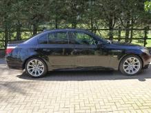 BMW M5 V10 Automatic Saloon RHD