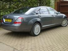 Mercedes Benz S500LONG    RIGHT HAND DRIVE
