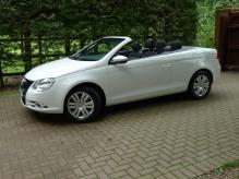 VW EOS 1.4 TSI MIAMI CONVERTIBLE (HARD TOP). LEFT HAND DRIVE