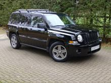 SPANISH REGISTERED JEEP PATRIOT 2.0 CRD LIMITED LEFT HAND DRIVE 4WD