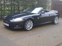 JAGUAR XK8 4.2 V8 CONVERTIBLE
