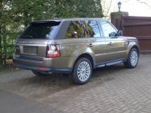 Range Rover Sport HSE 3.0 Diesel LHD