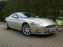 UK REGISTERED JAGUAR 4.2 SUPERCHARGED COUPE LEFT HAND DRIVE VAT QUALIFYING