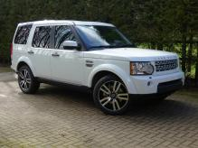 LEFT HAND DRIVE Land Rover Discovery 5.0 HSE Petrol Automatic March 2014