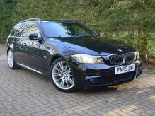 Left Hand Drive BMW 325 Diesel M Touring UK Registered