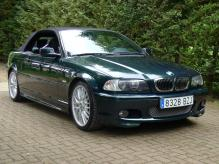 LEFT HAND DRIVE SPANISH REGISTERED BMW 330 CI CABRIOLET
