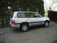 Toyota Land Cruiser 4.2TD Amazon Automatic GX