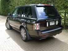 2010 Model Year LEFT HAND DRIVE Range Rover Vogue SE 5.0 Petrol