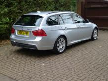 1 Owner 2011 BMW 320D M Sport Touring