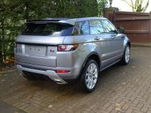 2014 LEFT HAND DRIVE RANGE ROVER EVOQUE DYNAMIC 2.0 Si 4 AUTOMATIC   ++VAT QUALIFYING CAN BE SOLD LESS 20% VAT++