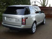 NEW MODEL LEFT HAND DRIVE RANGE ROVER SUPERCHARGED 510BHP