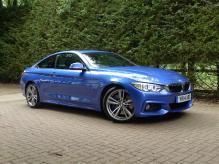 BMW 430D M Sport Coupe
