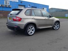 BMW X5 3.0 SD 7 SEATER. RIGHT HAND DRIVE