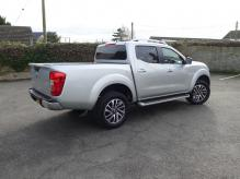 NEW SHAPE NISSAN NAVARA TEKNA 4 DOOR PICKUP