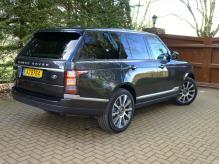 LEFT HAND DRIVE RANGE ROVER 3.0 Diesel Vogue. European Spec with COC. VAT Q