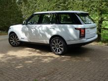 UK Registered 2016 Range Rover 5.0 HSE Left Hand Drive. Vogue Spec.