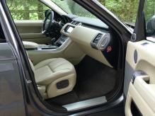 LEFT HAND DRIVE RANGE ROVER SDV6 DIESEL.