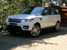 UK Registered New Shape Range Rover 5.0 Supercharged Dynamic Sport