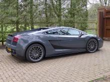 Left Hand Drive Lamborghini Gallardo Superleggera MK1 E Gear Coupe