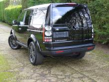 LEFT HAND DRIVE LAND ROVER DISCOVERY 4 SUPERCHARGED PETROL 7 SEATER VAT Q