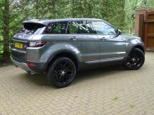 UK registered Range Rover Evoque SE 2.0 Diesel Automatic Left Hand Drive