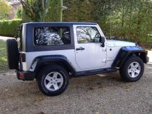 2009 UK REGISTERED LEFT HAND DRIVE JEEP WRANGLER SAFARI 3.8 PETROL