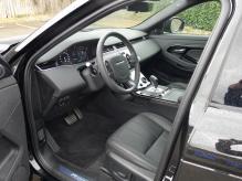 UK REGISTERED LEFT HAND DRIVE RANGE ROVER EVOQUE D150 R Dynamic