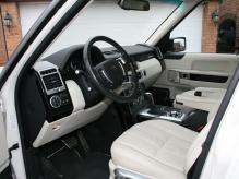 LEFT HAND DRIVE RANGE ROVER AUTOBIOGRAPHY 4.2 SUPERCHARGED