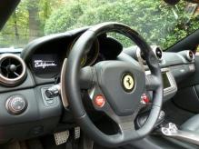 UK REGISTERED LEFT HAND DRIVE FERRARI CALIFORNIA GRAND SPORTS