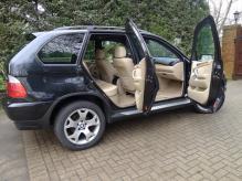 BMW X5 Sport Left hand drive