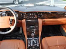 LEFT HAND DRIVE BENTLEY ARNAGE T. UK REGISTERED