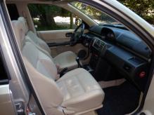 Nissan X Trail 2.5 Elelgance 4x4 LHD (123kw)