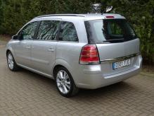 Opel Zafira Cosmo 1.9 CDTI 7 Seater