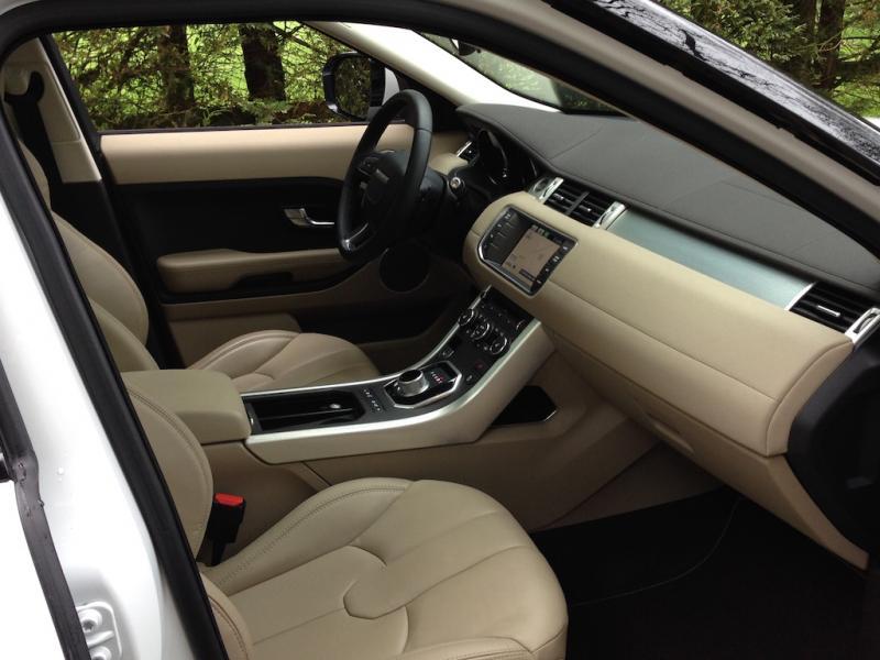 Range Rover Evoque Interior Left Hand Drive Www Pixshark