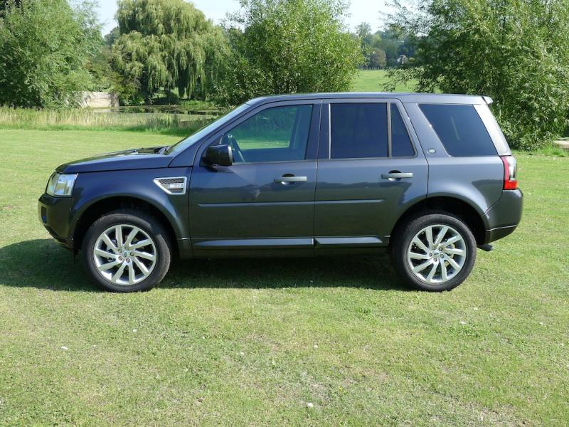 land rover freelander 2 2 td4 s lhd. Black Bedroom Furniture Sets. Home Design Ideas