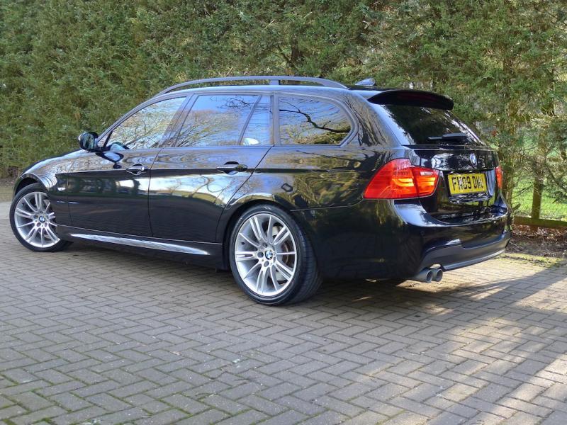 left hand drive bmw 325 diesel m touring uk registered. Black Bedroom Furniture Sets. Home Design Ideas
