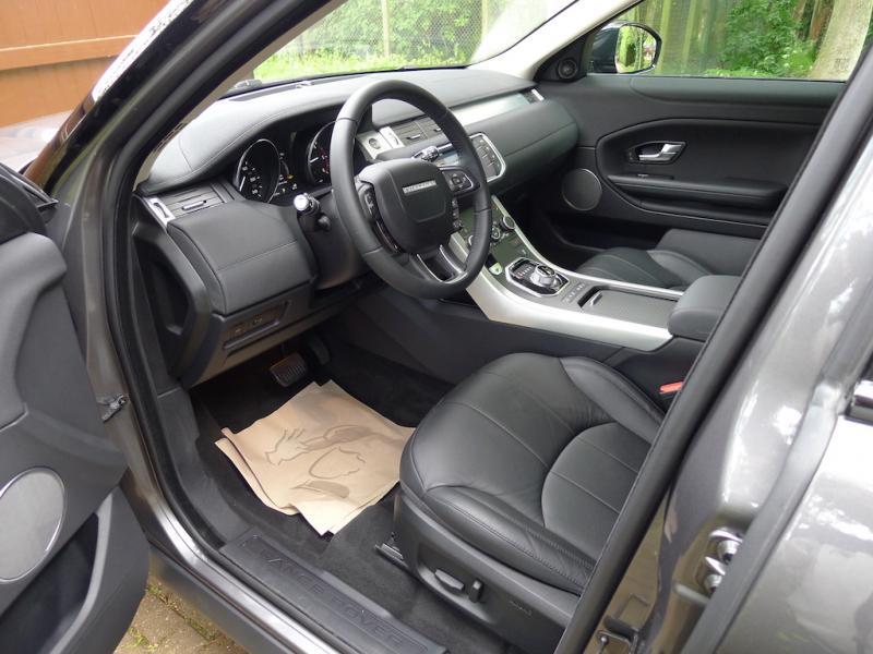 Uk Registered Range Rover Evoque Se 2 0 Diesel Automatic