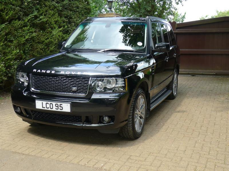 Range Rover Vogue Se Autobiography Spec 3 6 Tdv8 Diesel