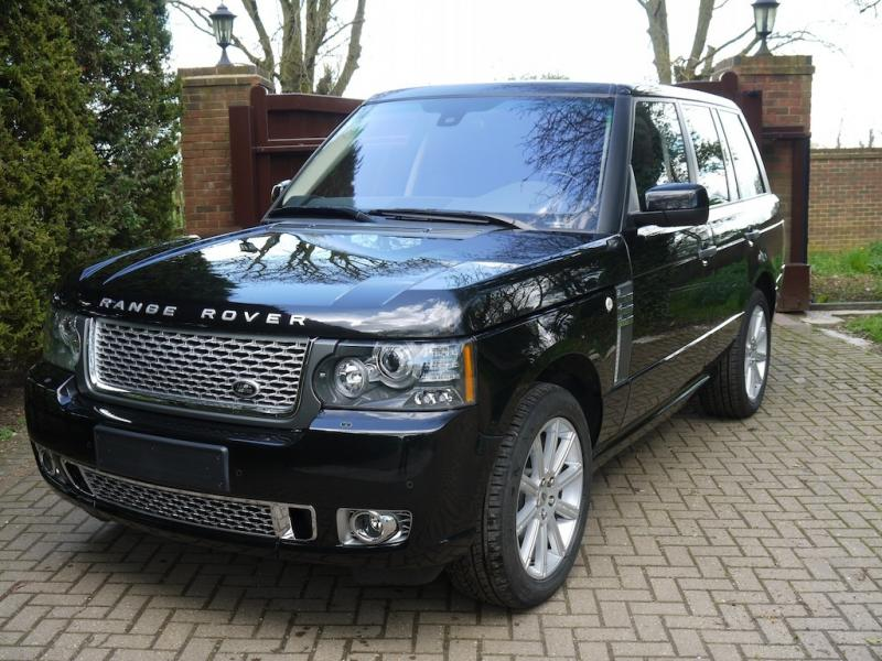range rover vogue autobiography spec 4 4 diesel left hand drive. Black Bedroom Furniture Sets. Home Design Ideas