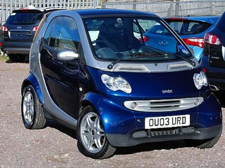 SMART PASSION SOFT TOUCH AUTO RHD