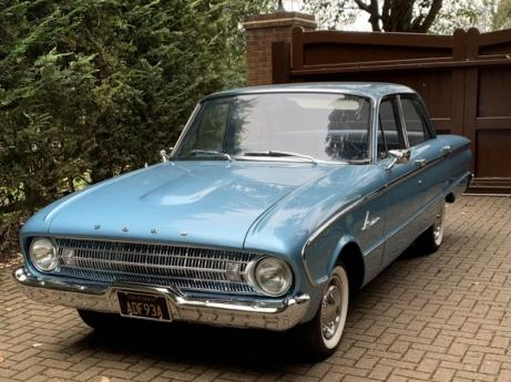FORD FALCON 4 DOOR SALOON CLASSIC FULLY RESTORED