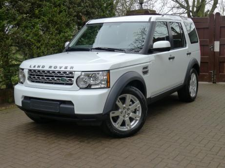 Land Rover Discovery LR4 2.7 DIESEL Auto  LHD