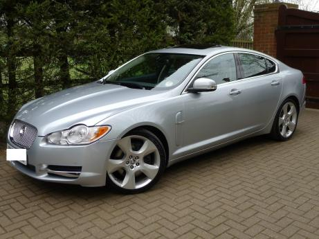 JAGUAR XF 4.2 SV8 SUPERCHARGED 2009 Model